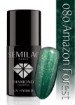 DC SEMILAC AMAZON FOREST 7ml 080