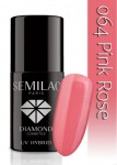 DC SEMILAC PINK ROSE  7ml 064