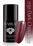 DC SEMILAC DARK CHOCOLATE 7ml 030