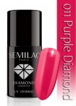 DC SEMILAC PURPLE DIAMOND 7ml 011