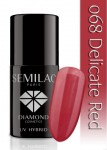 DC SEMILAC DELICATE RED 7ml 068