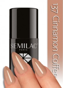DC SEMILAC  CINNAMON COFFEE 7ml 137