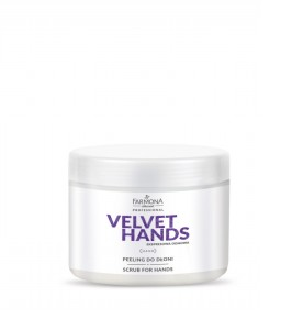 VELVET HANDS PEELING DO DŁONI 550g