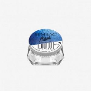 DC SEMILAC FLASH HOLO BLUE 691