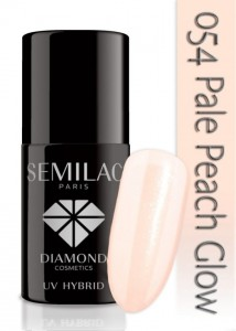 DC SEMILAC PALE PEACH GLOW 7ml 054