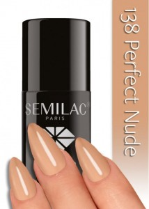 DC SEMILAC  PERFECT NUDE 7ml 138