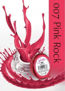 DC ŻEL KOLOROWY 5ml 007 PINK ROCK