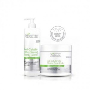 DUET ANTYCELLULITOWY PEELING+BALSAM