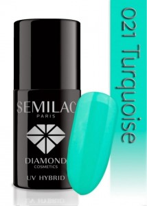 DC SEMILAC TURQUOISE  7ml 021